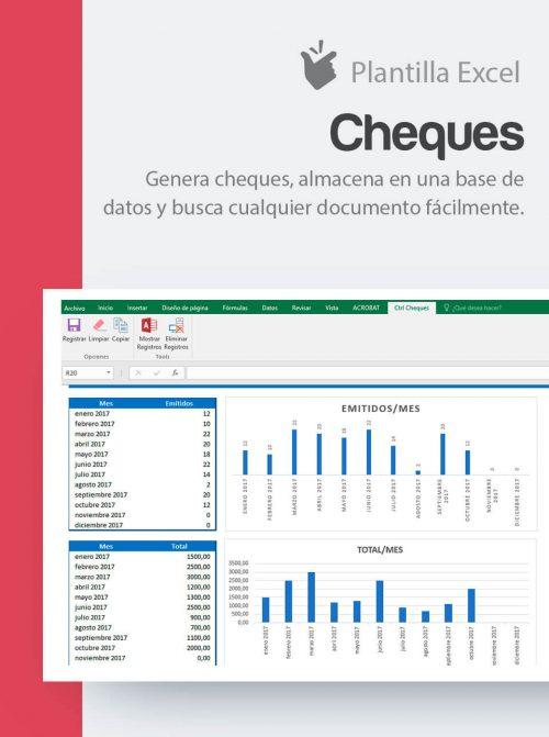 Generar cheques