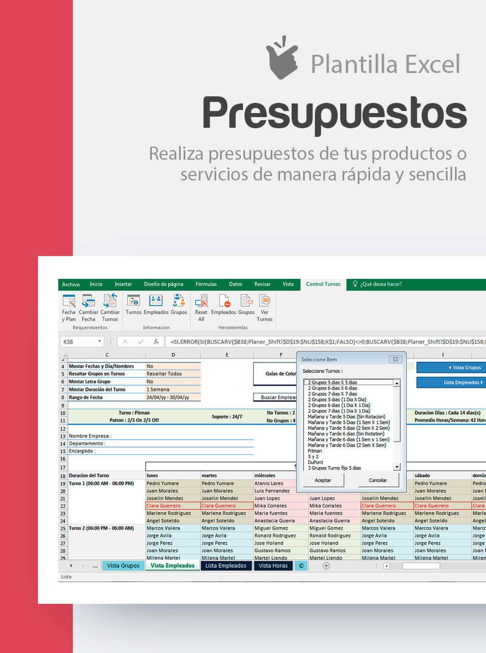 Pack Ventas   Plantilla excel para el control de ventas   Plantillas ...