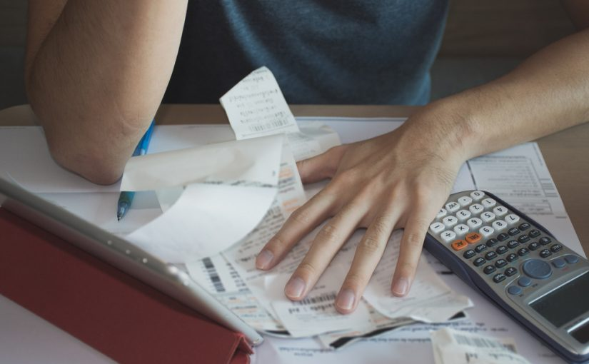 Conservar las facturas