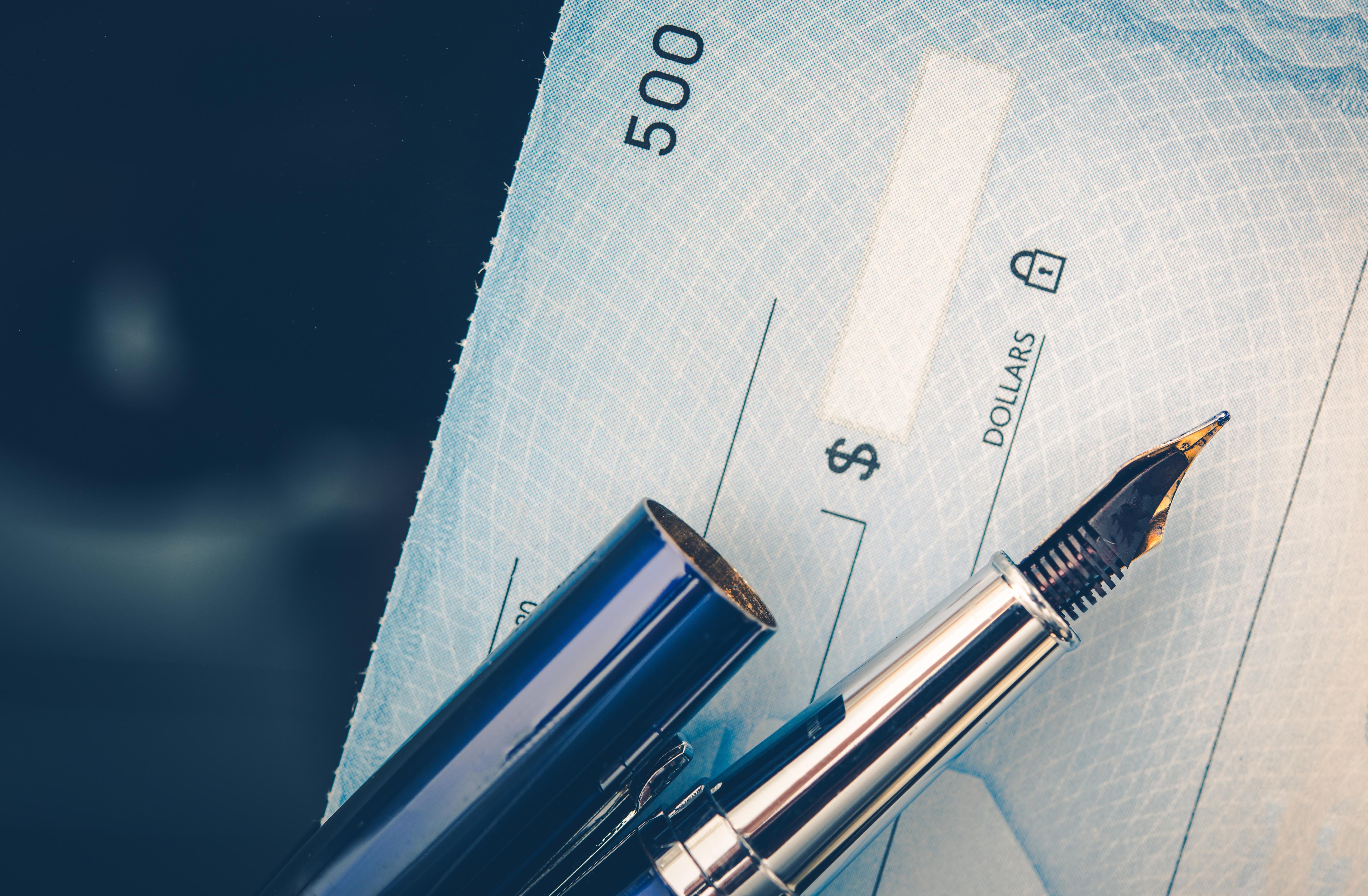Taxonomía de los cheques