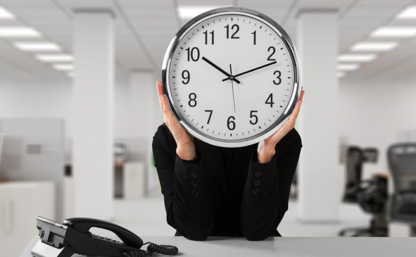 Cómo gestionar el control de horas