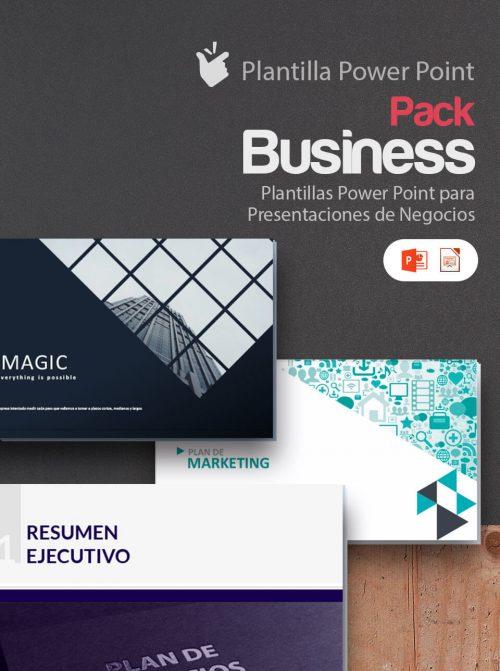 Pack de presentaciones