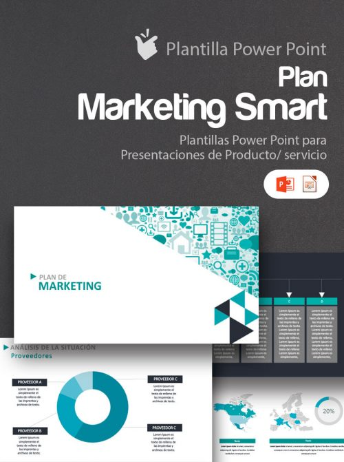 Presenta el plan de marketing