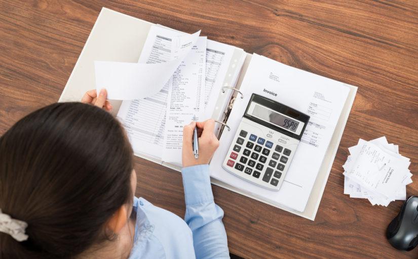 Hoja de gastos de empleados