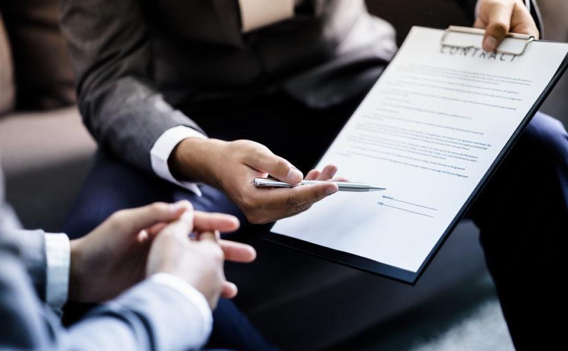 Orden de compra como contrato legal