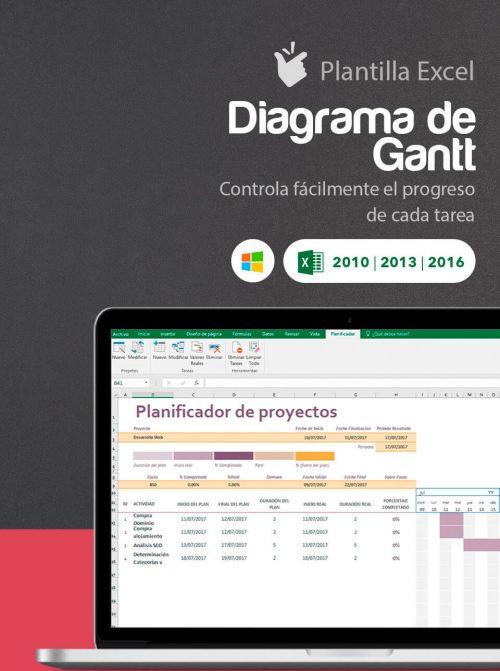Gestión de Proyectos Excel