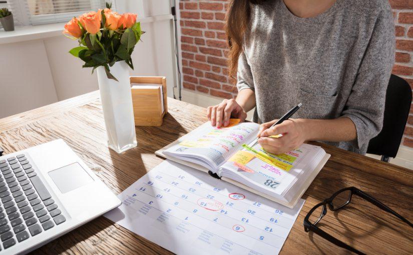 Cómo se hace un calendario de proyectos