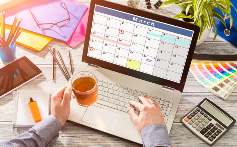 Clases de calendarios de trabajo