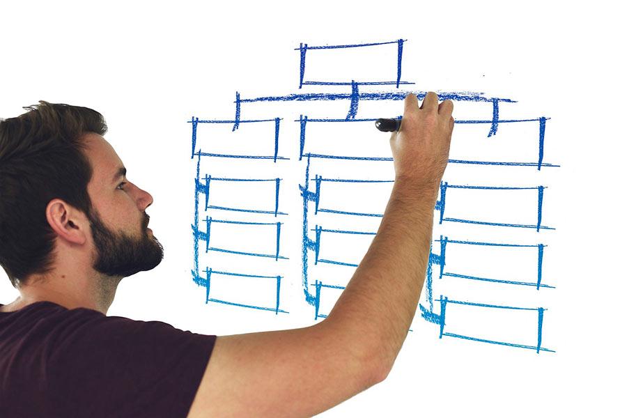 Cómo crear un organigrama empresarial
