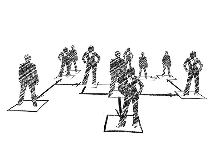 Elementos de los organigramas empresariales