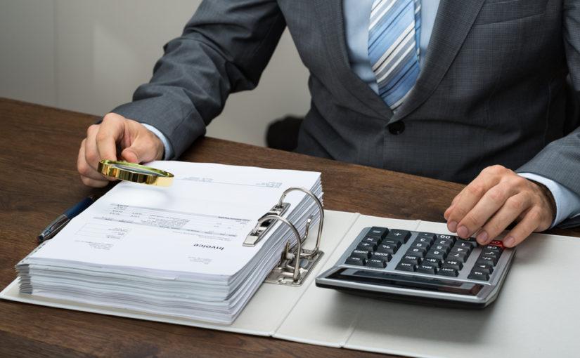 Libro de facturas en la empresa