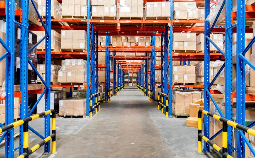 Control de inventario empresarial
