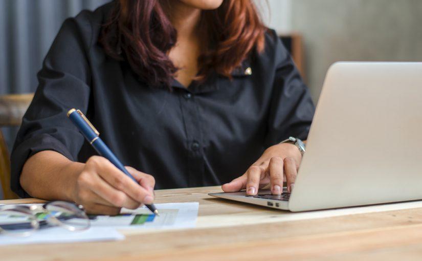 Presentar los documentos de contabilidad