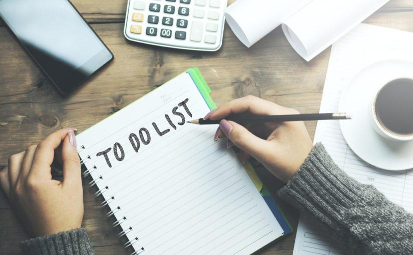 Cómo usar tareas to do list en la empresa