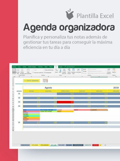 Agenda organizadora