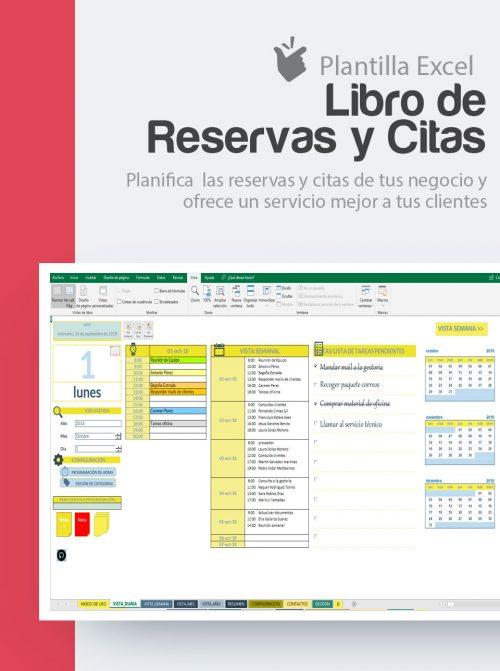 Libro de reservas