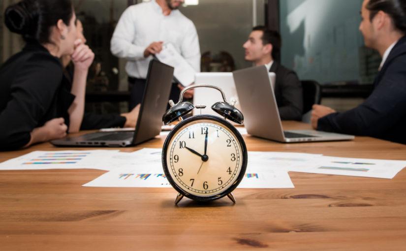 Plantillas para controlar horarios