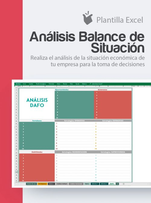 Analizar el balance general
