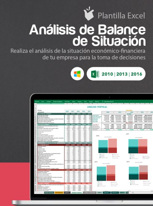 Plantilla balance general