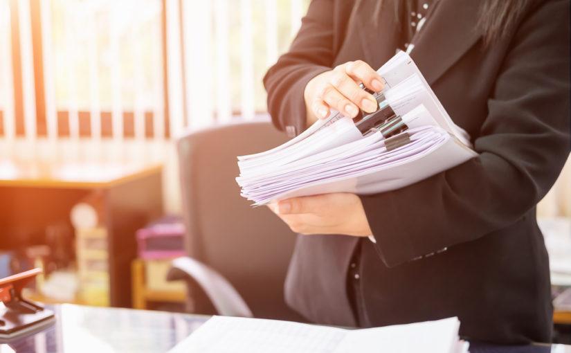 Preservar documentos en la empresa