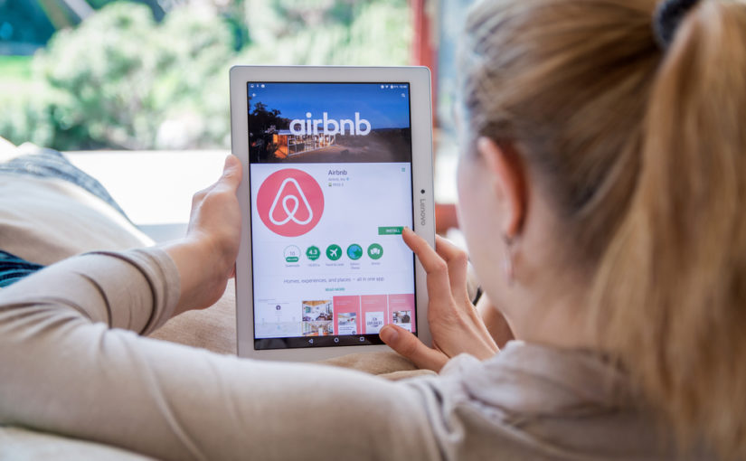 Declaración de impuestos en Airbnb