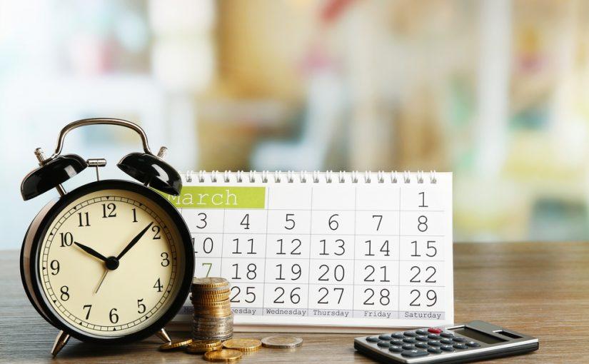 Liquidación del IVA mes a mes