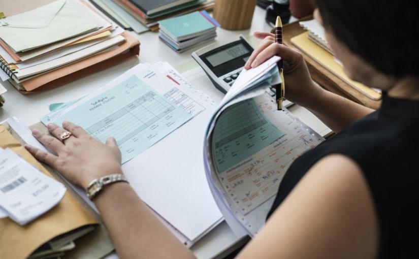 Características de la factura por destinatario