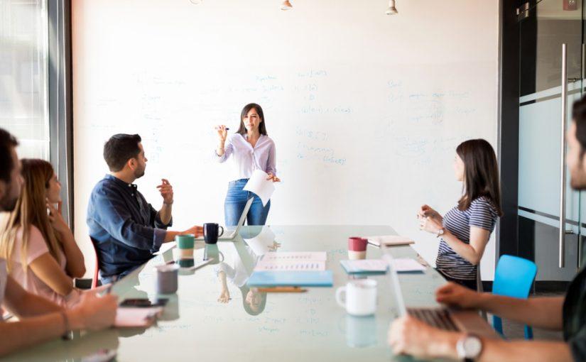 Presentación con inversores