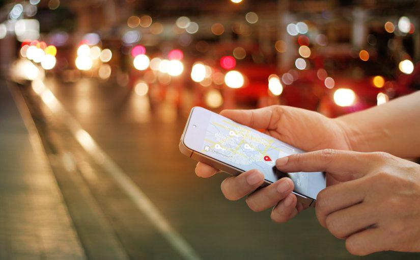Registro horario con aplicaciones móviles